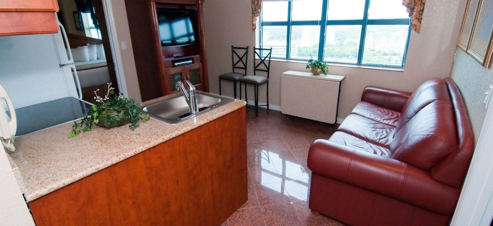 WESTGATE PALACE RESORT ORLANDO - Westgate palace 2 bedroom suite